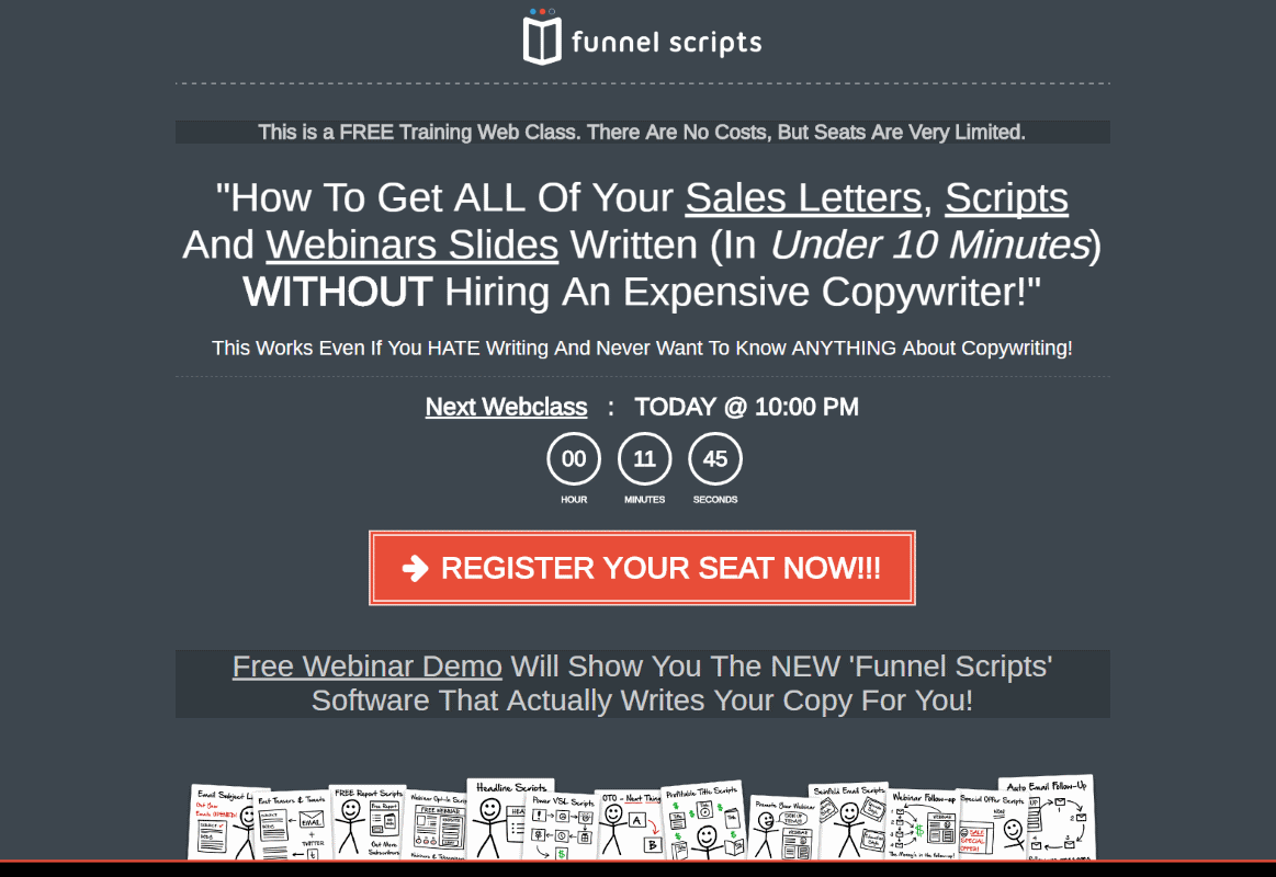 Free Copywriting Webinar